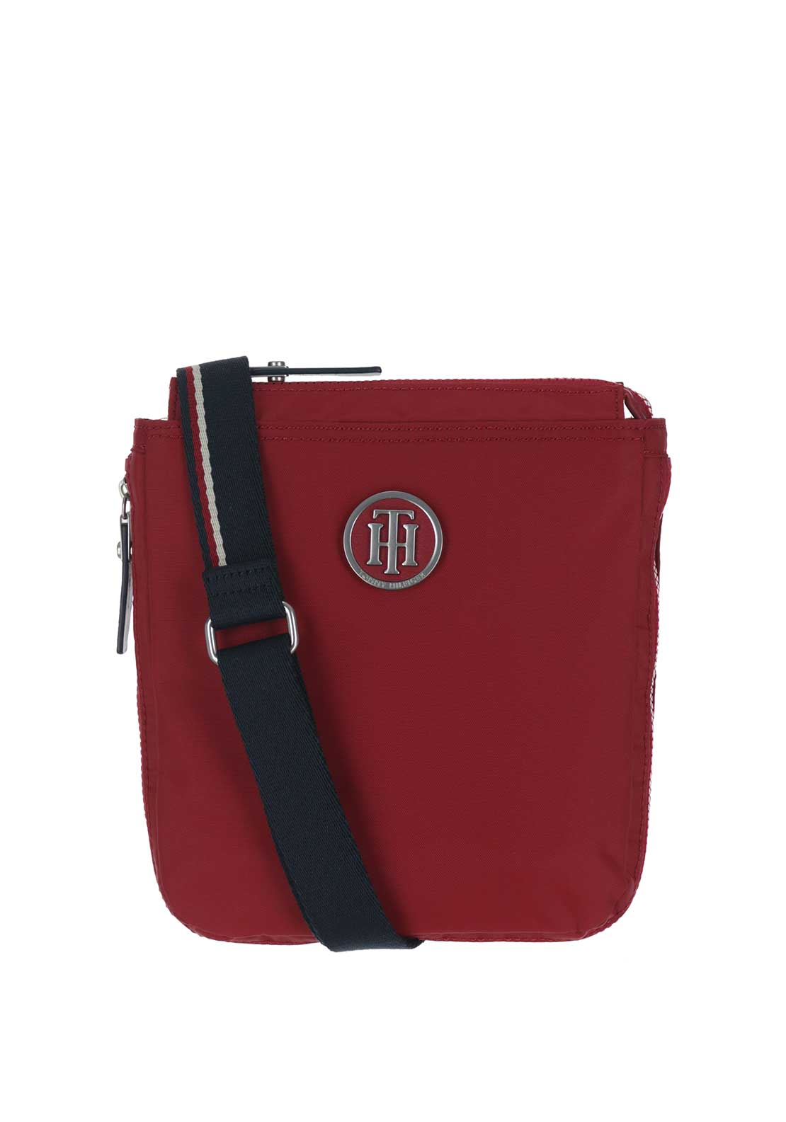 Tommy Hilfiger Sporty Small Crossover Bag, Red