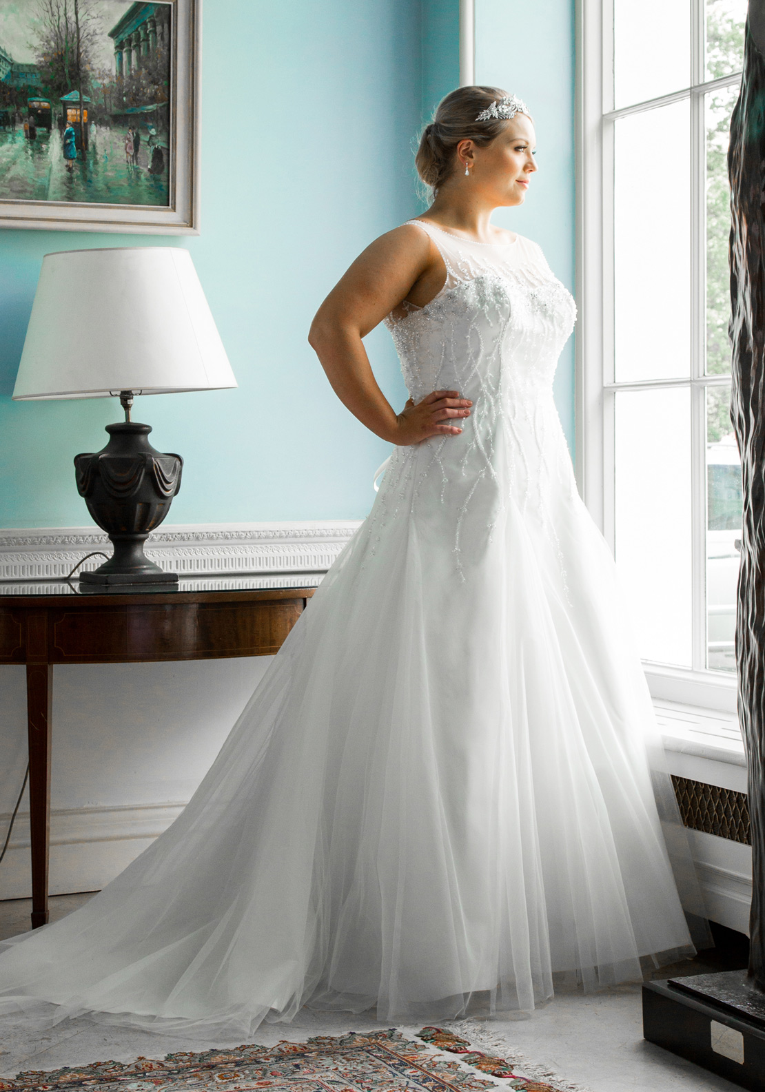 Special Day BB16324 Wedding Dress Ivory UK Size 20