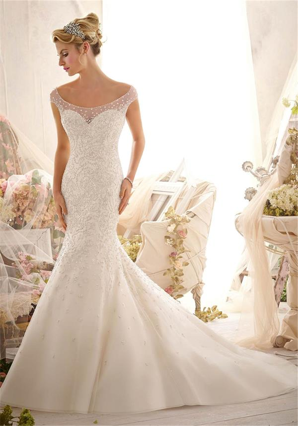 MORI LEE BRIDAL 10 IVO