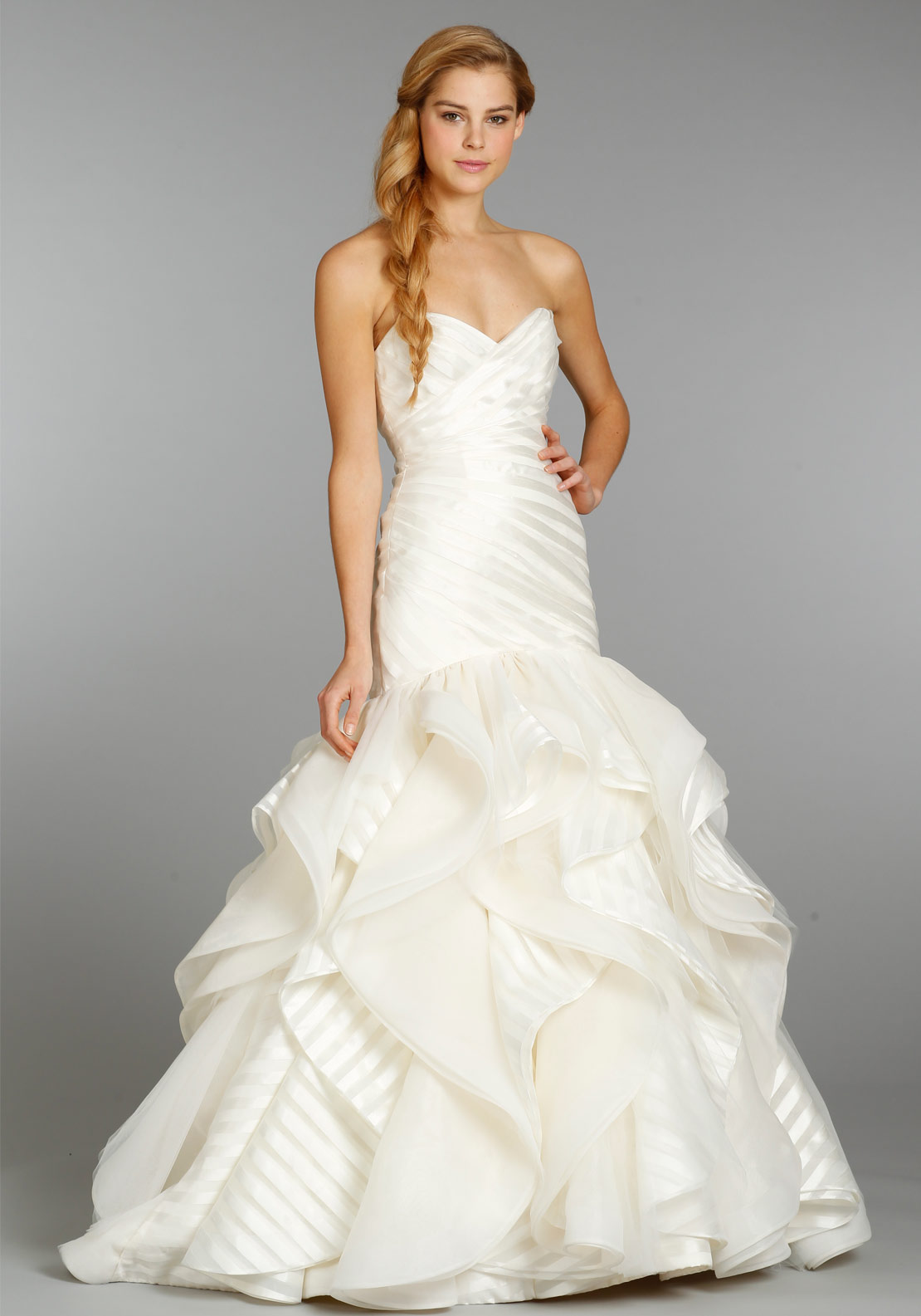 Hayley Paige Keaton Wedding Dress (6351)
