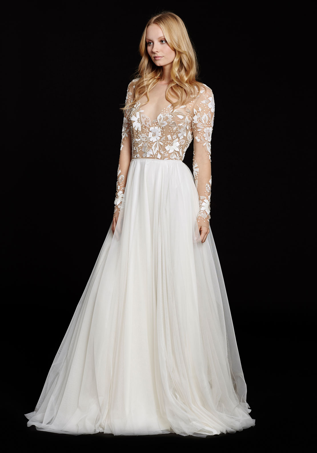 HAYLEY PAIGE BRIDAL US SIZES 10S RWW