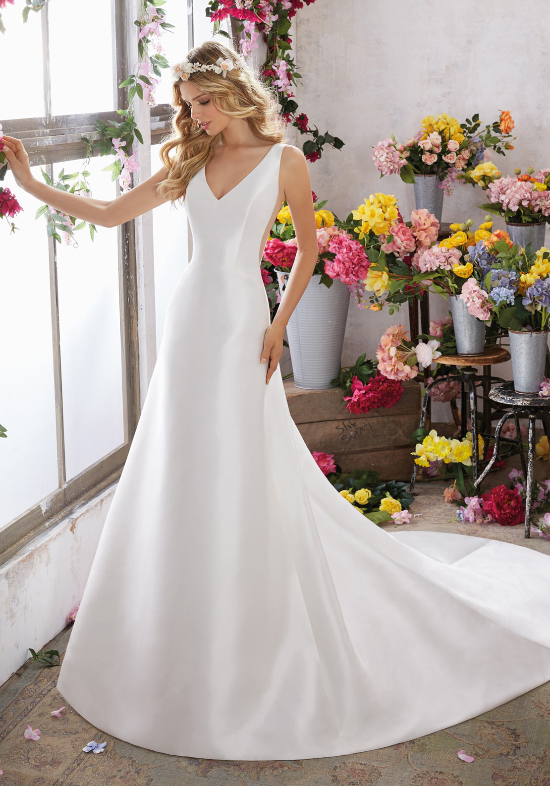 Mori Lee 6852 Wedding Dress