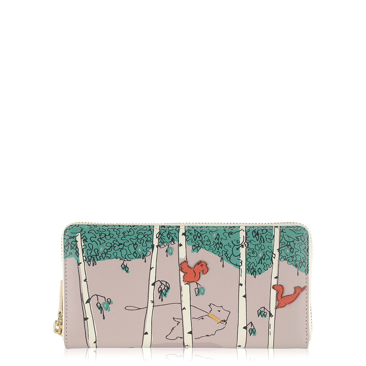 Radley Leader of the Pack Large Zip Purse