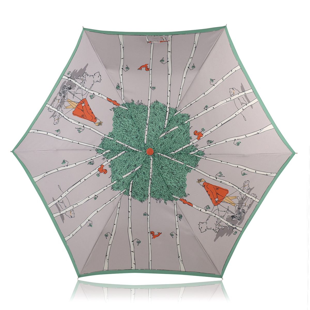 Radley Leader of the Pack Umbrella