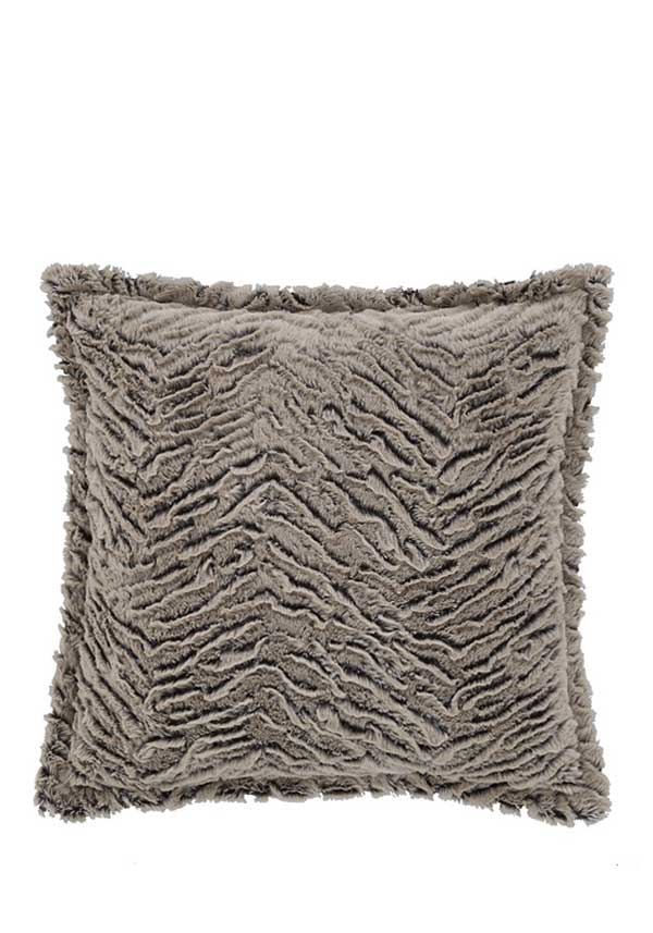 Catherine Lansfield Home Wolf Cushion Cover, Neutral