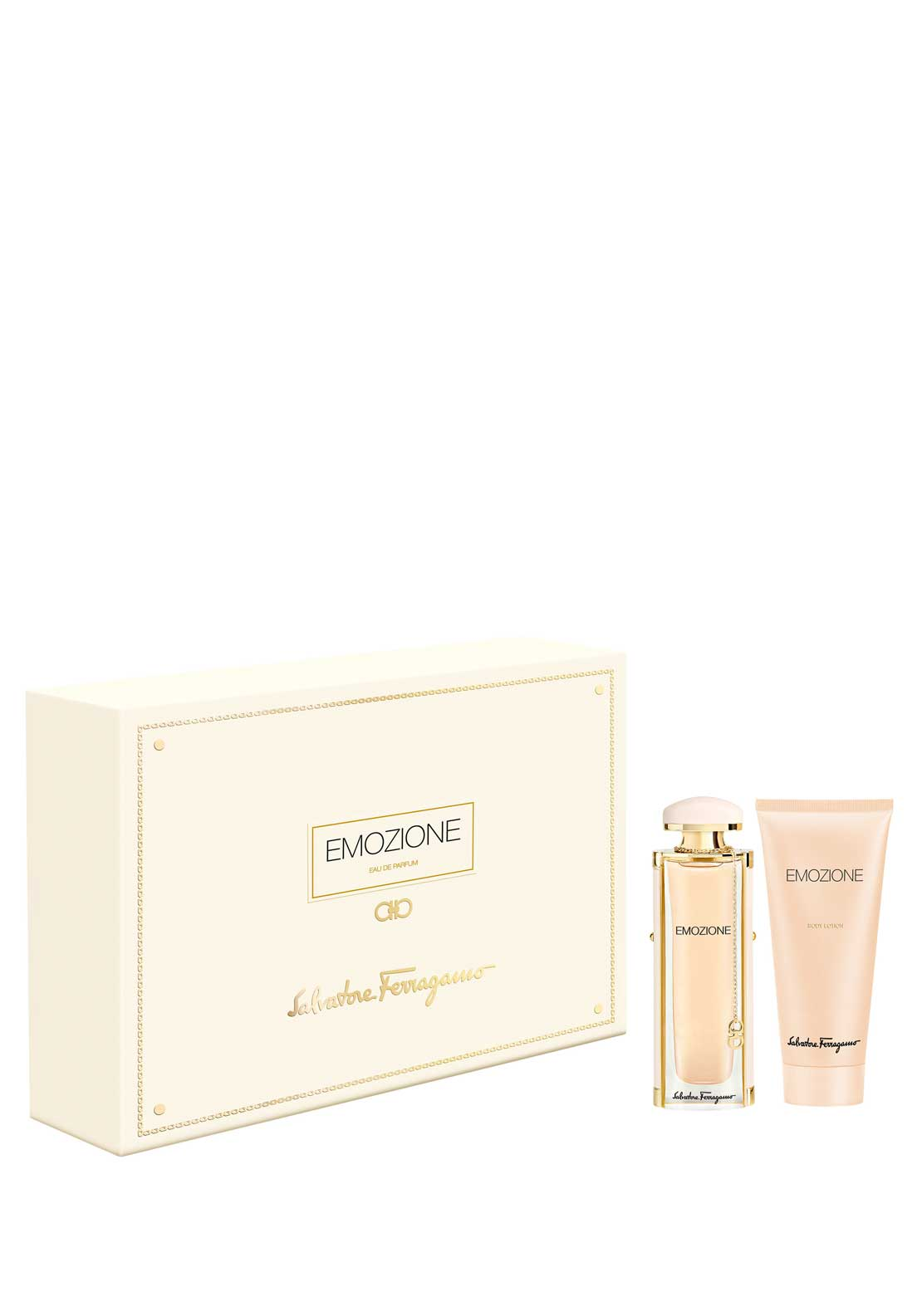 Salvatore Ferragamo Emozione Gift Set for her, 30ml