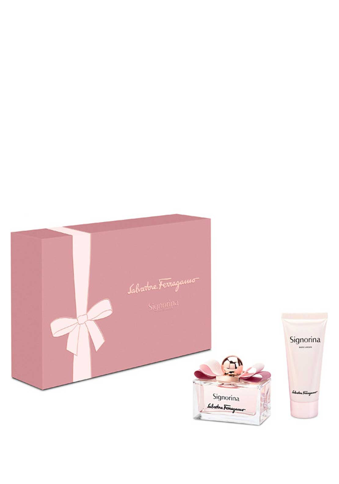 Salvatore Ferragamo Signorina Gift Set, 50ml