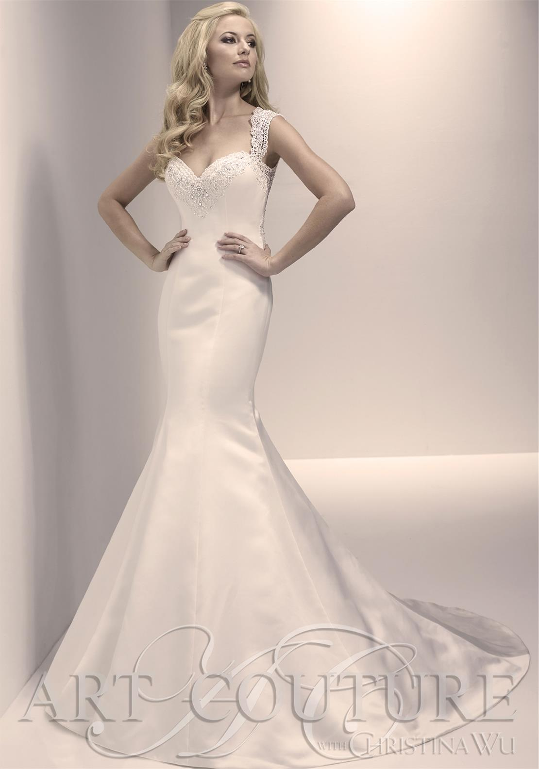 ART COUTURE BRIDAL 10S IVO