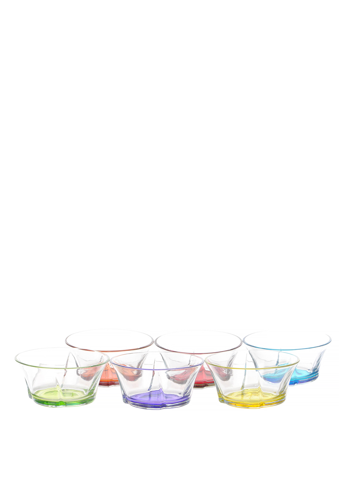 Symphony Prism Serving Bowls, set of 6