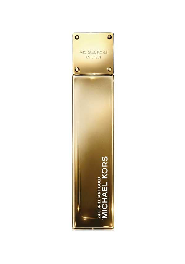 Michael Kors 24k Brilliant Gold Eau de Parfum, 100ml