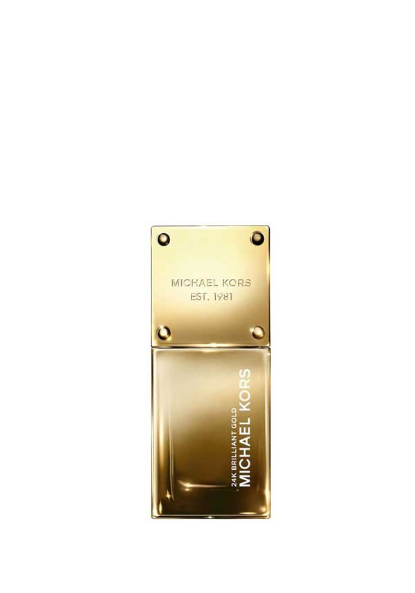 Michael Kors 24k Brilliant Gold Eau de Parfum, 30ml