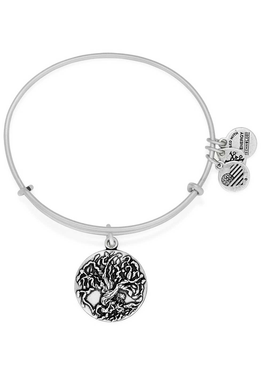 Alex and Ani Tree of Life Bracelet, Silver