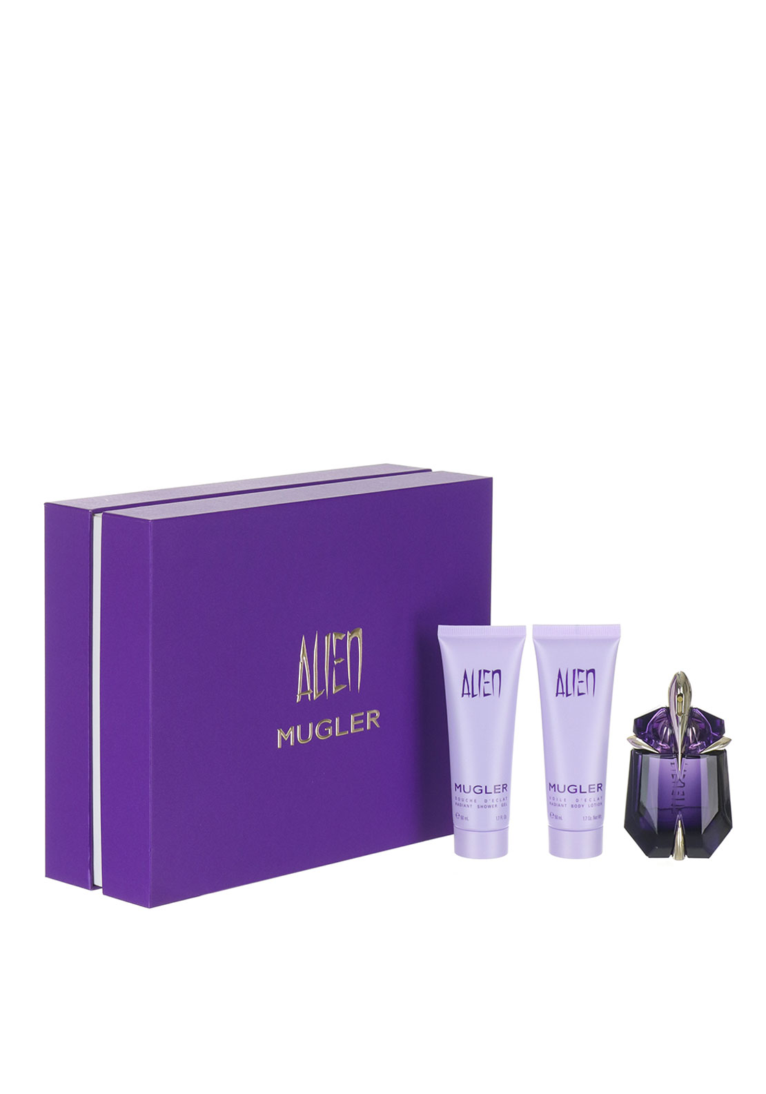 Thierry Mugler Alien Perfume Giftset for her
