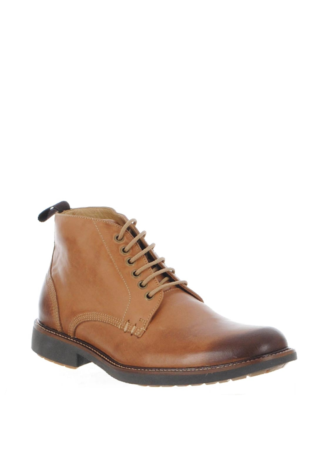 Anatomic & Co Pedras Lace Up Boots, Brown