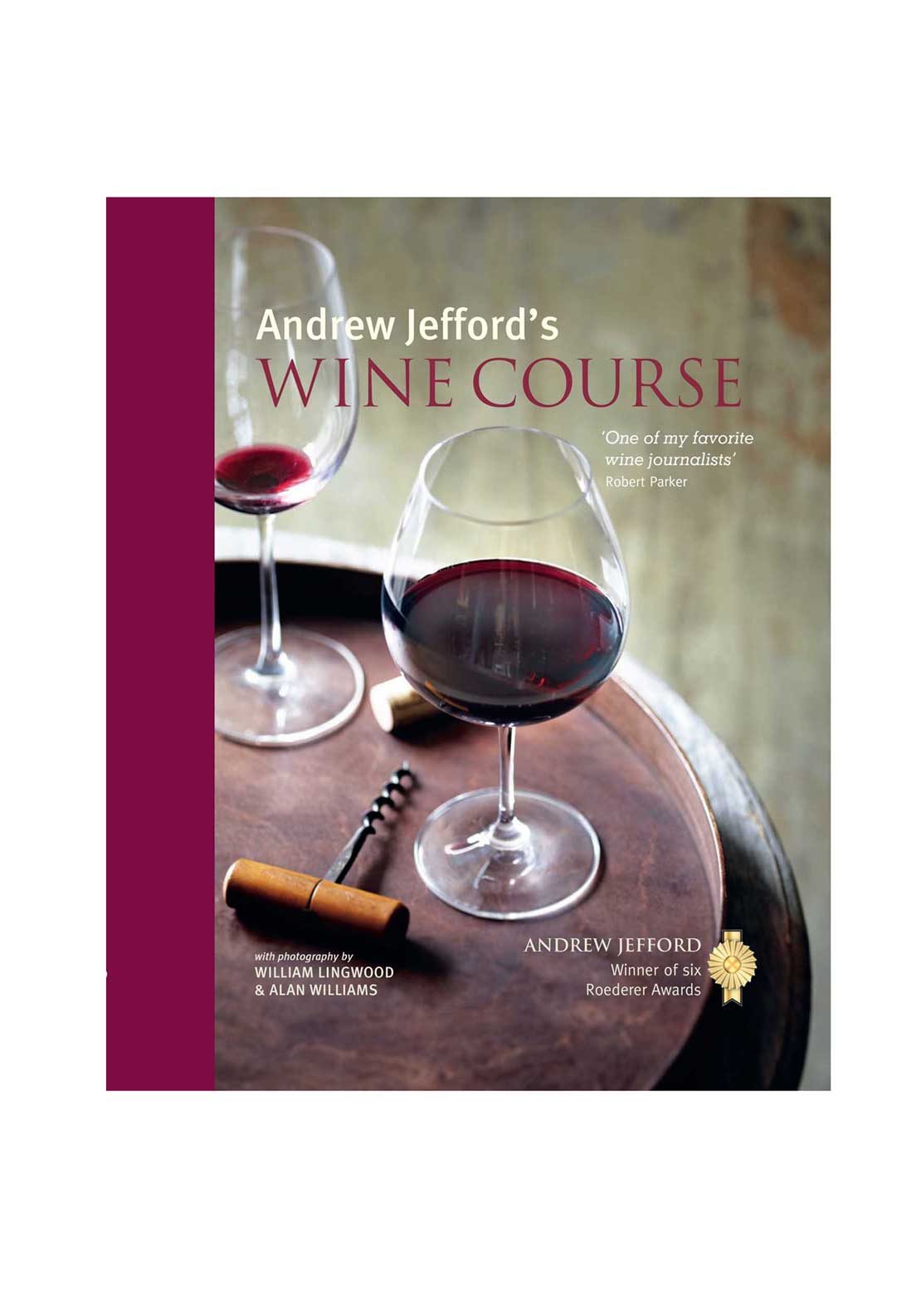 Andrew Jefford Wine Course Book