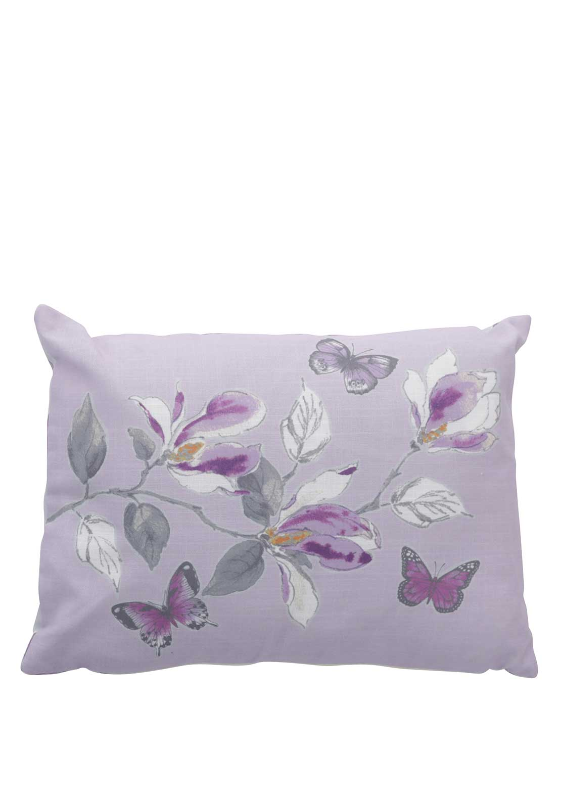 Appletree Sabille Cushion, Mauve Purple