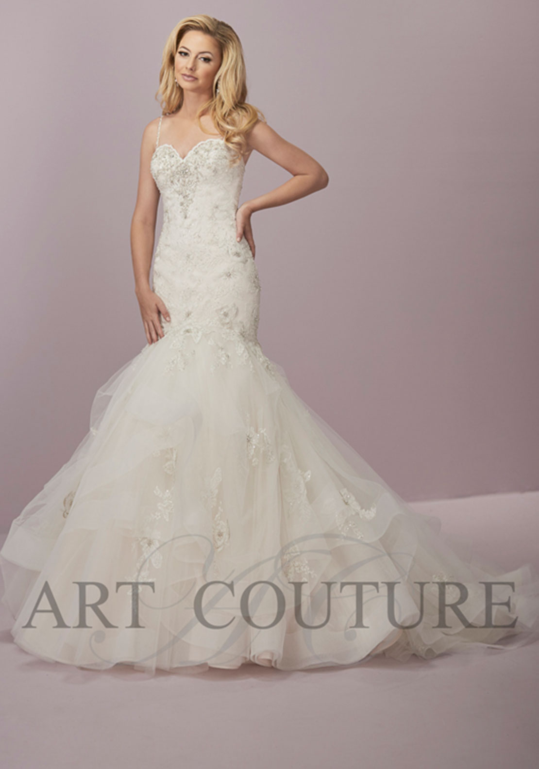Art Couture AC516 Wedding Dress UK Size 12
