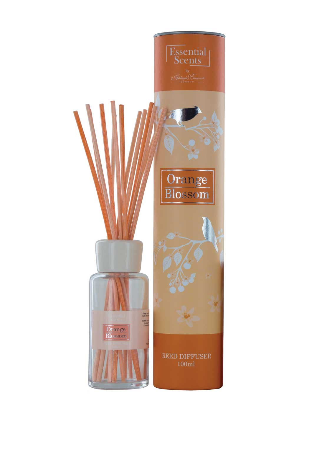 Ashleigh & Burwood Reed Diffuser, Orange Blossom