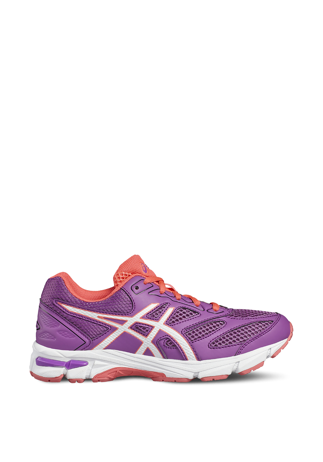 Asics Girls Gel Pulse 8 Runners, Purple