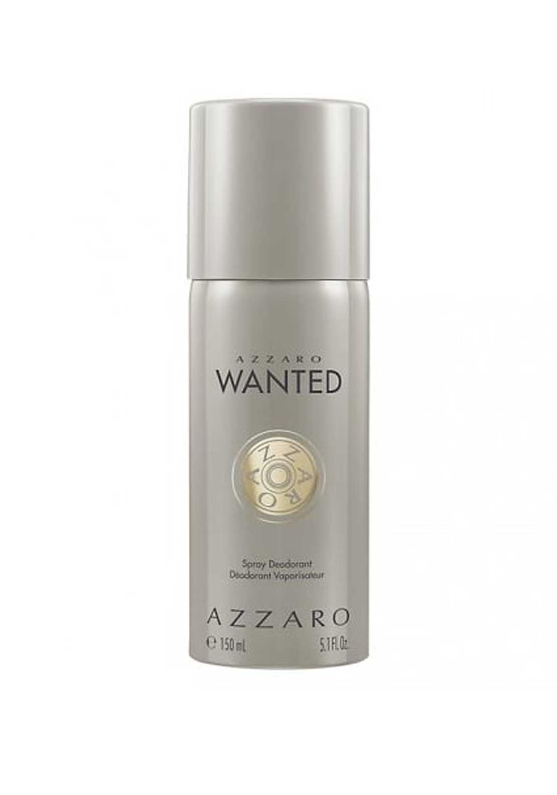 Azzaro Wanted Spray Deodorant