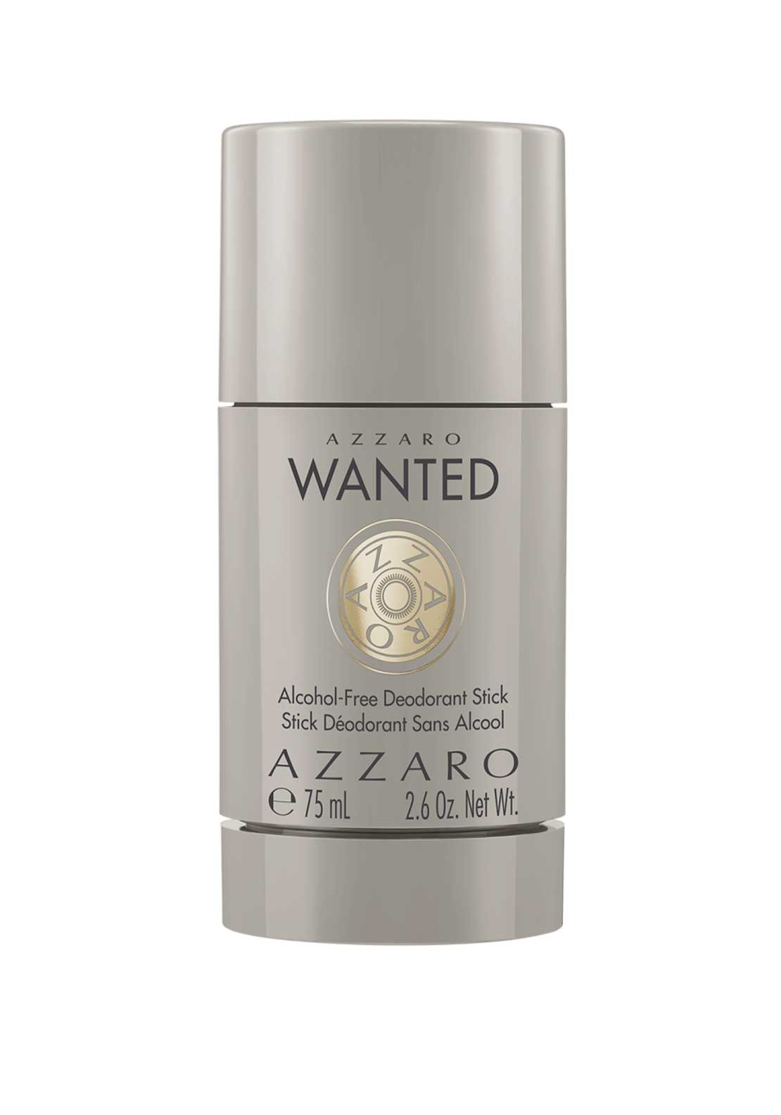 Azzaro Wanted Spray Alcohol- Free Deodorant Stick