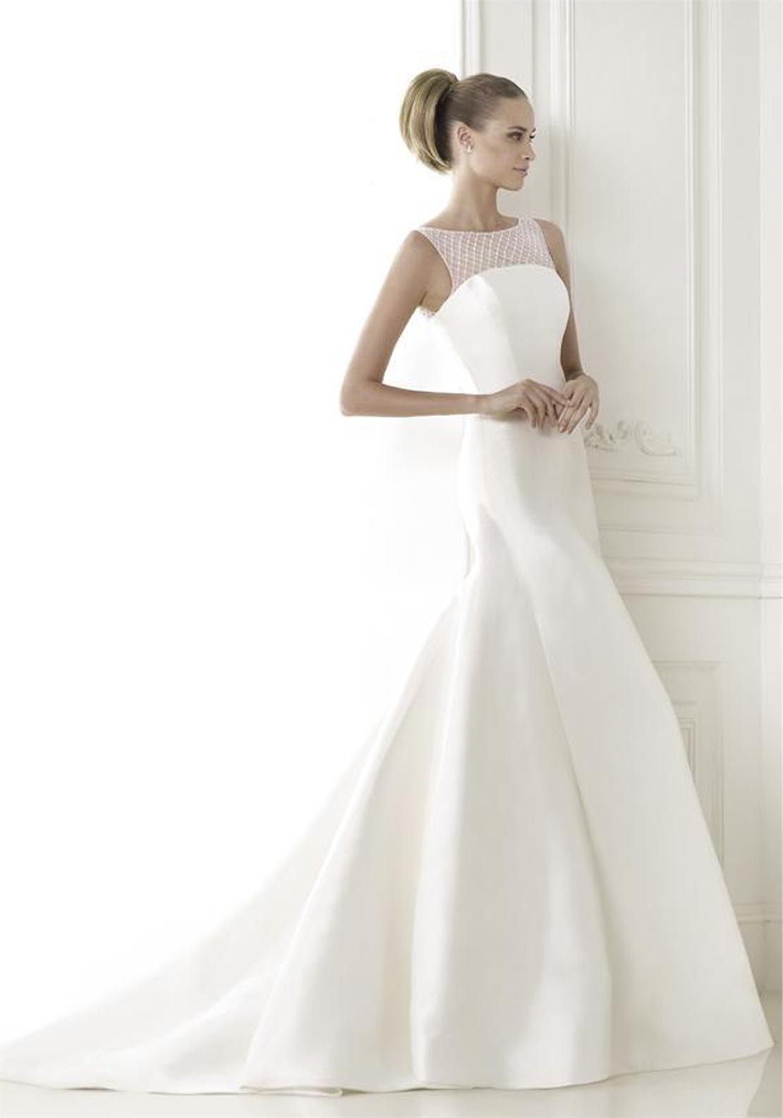 PRONOVIAS BRIDAL 10 OFW