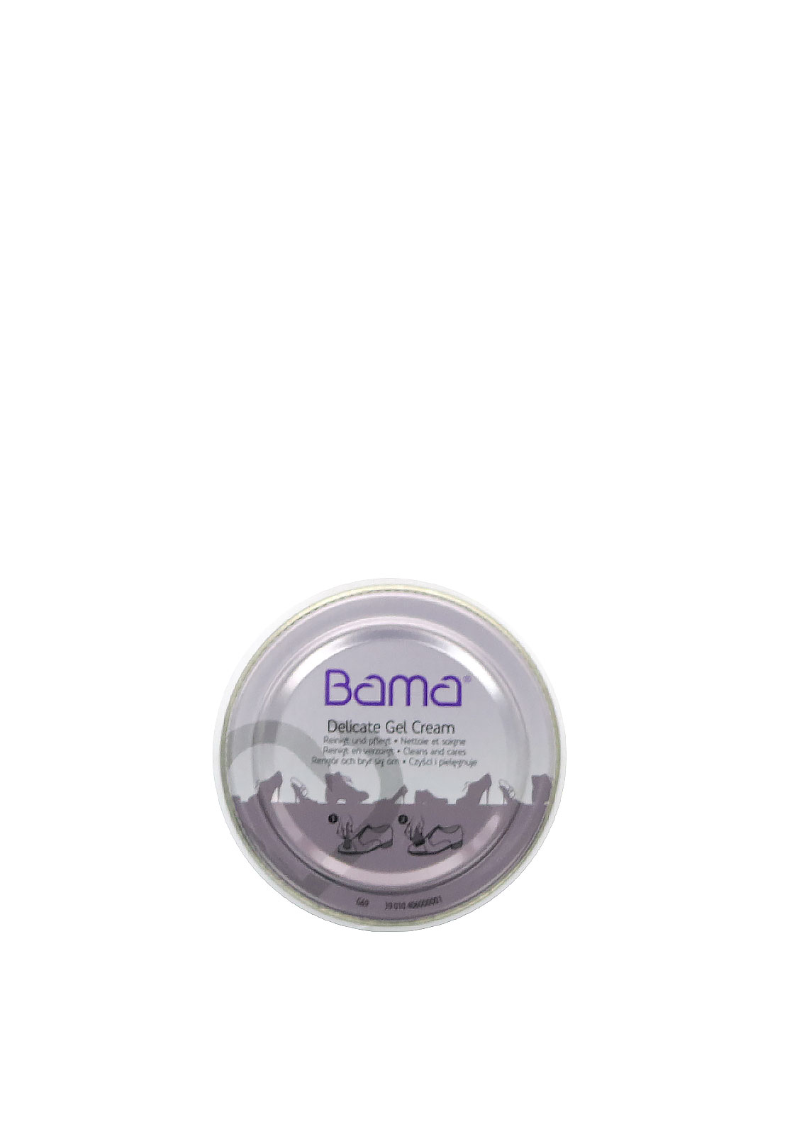 Bama Delicate Gel Cream, Clear