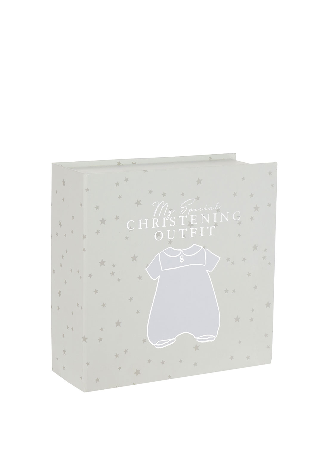 Juliana Bambino My Christening Outfit Box, Cream
