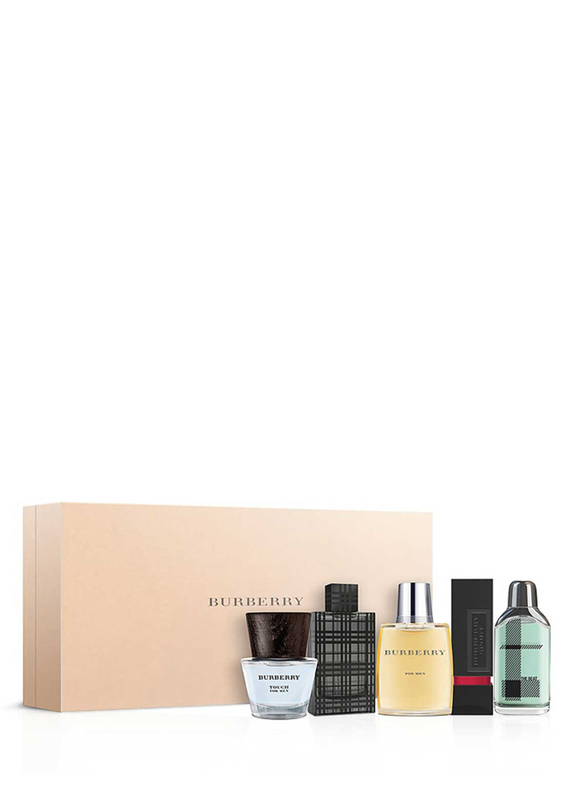 Burberry Mini Fragrance Collection For Him