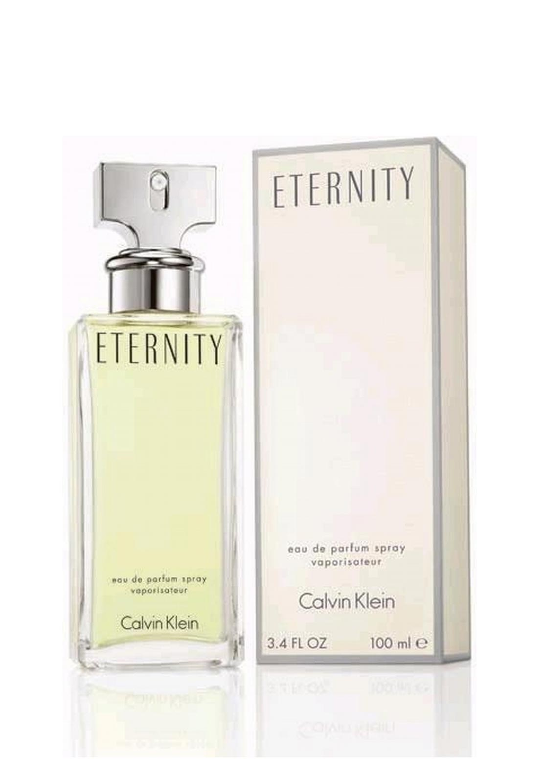 Calvin Klein Eternity for Woman Eau De Parfum Spray, 100ml