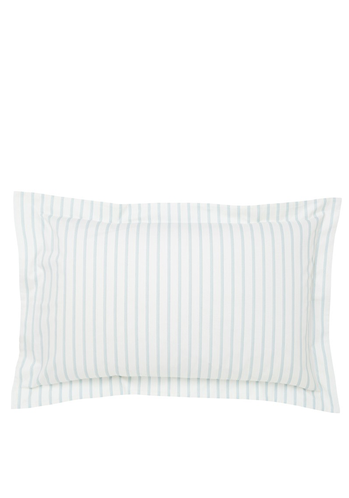 Fable Ellis Stripe Oxford Pillowcase, Linen