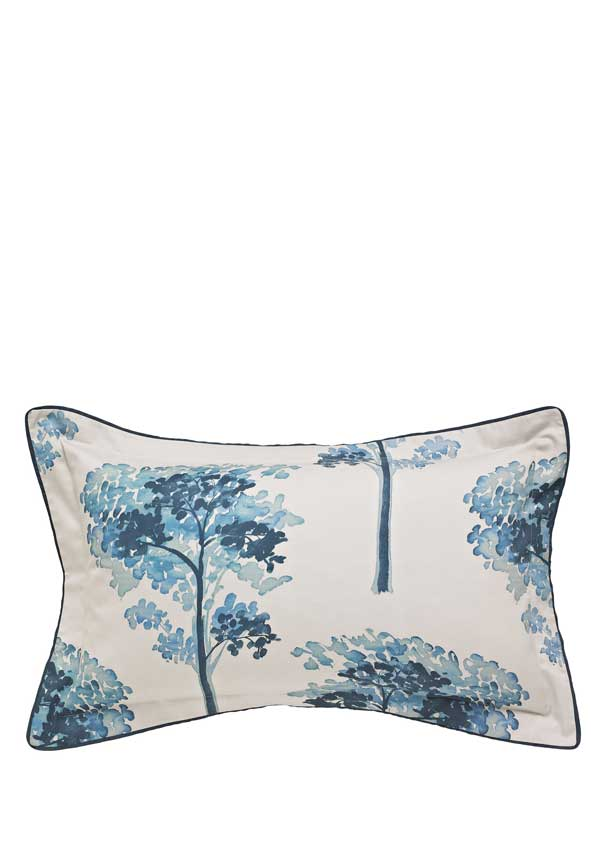 Harlequin Katsura Oxford Pillowcases, Topaz