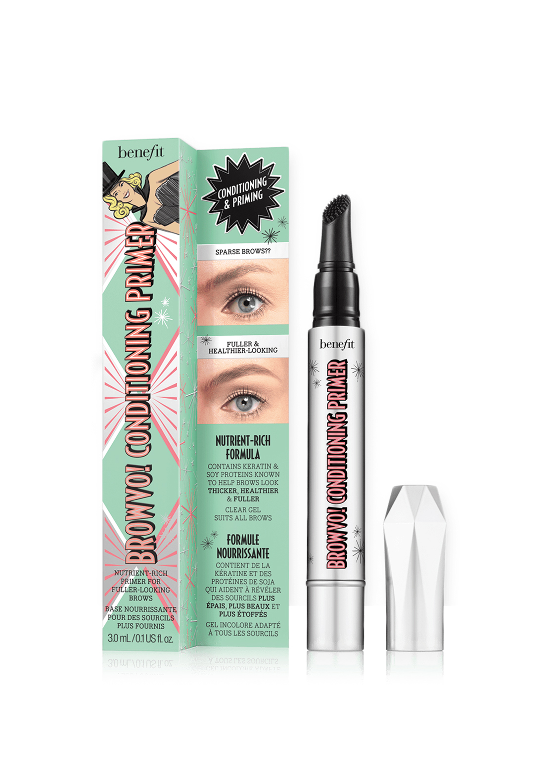 Benefit BROWVO! Conditioning Eyebrow Primer