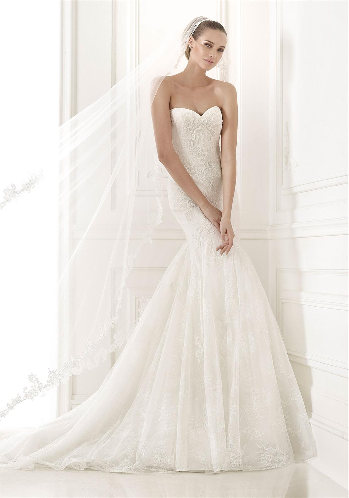 PRONOVIAS BRIDAL 10S OFW