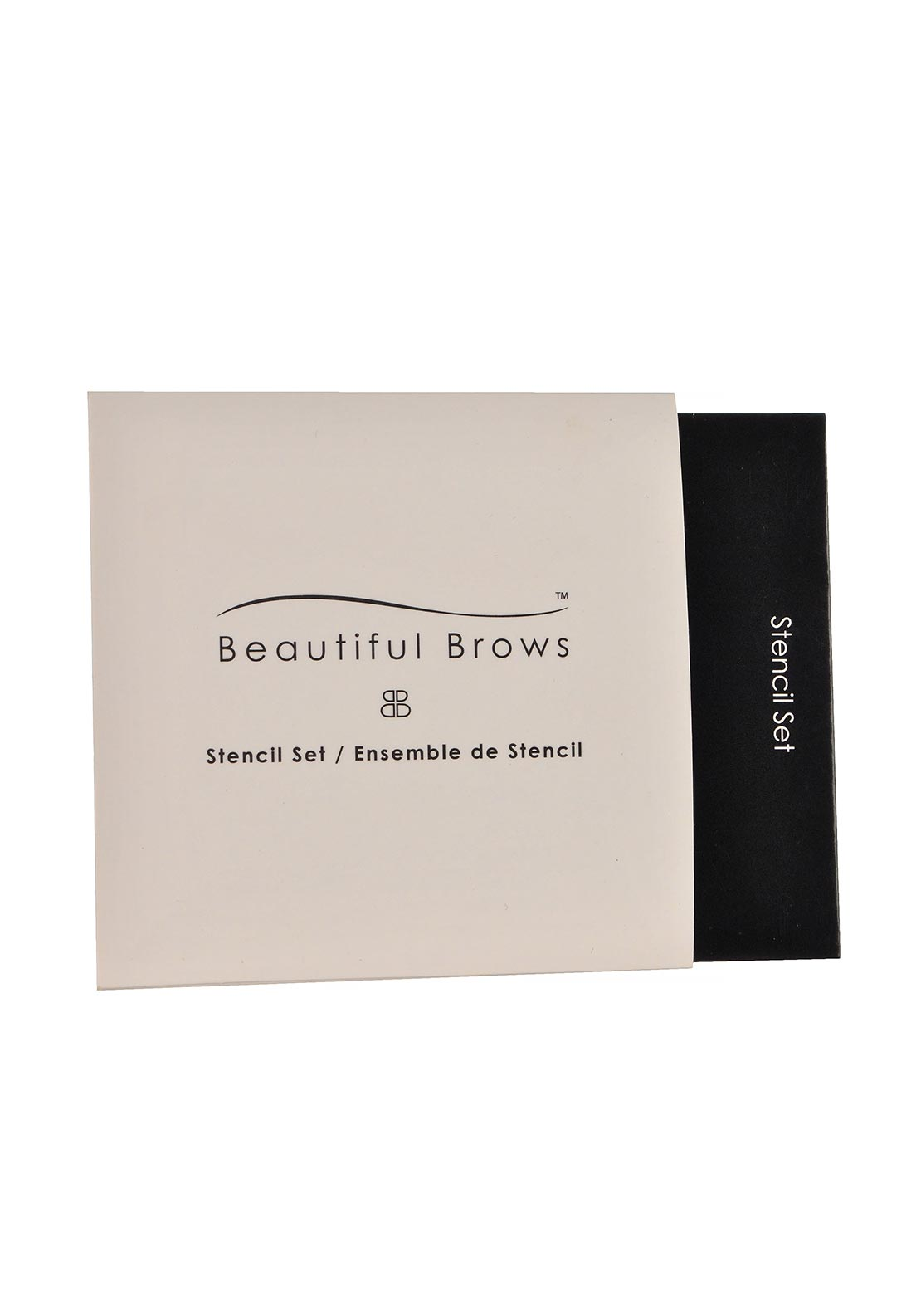 Beautiful Brows Stencil Set