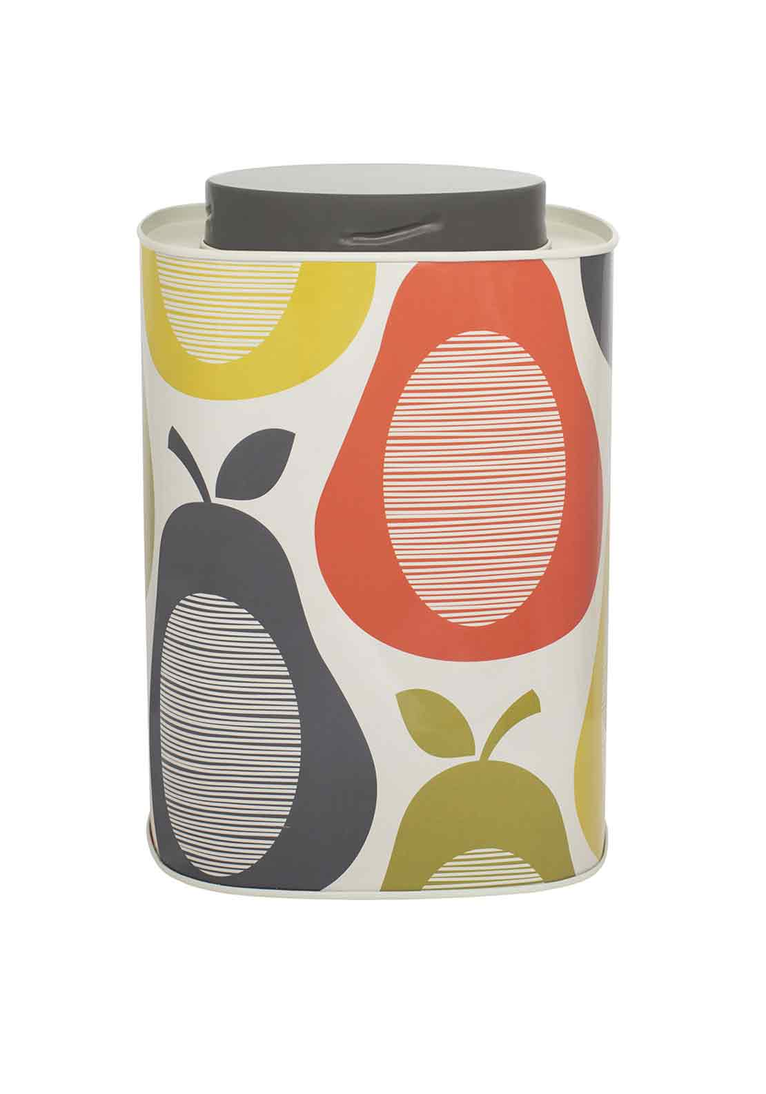 Orla Kiely Pear Caddy, Multi-Coloured