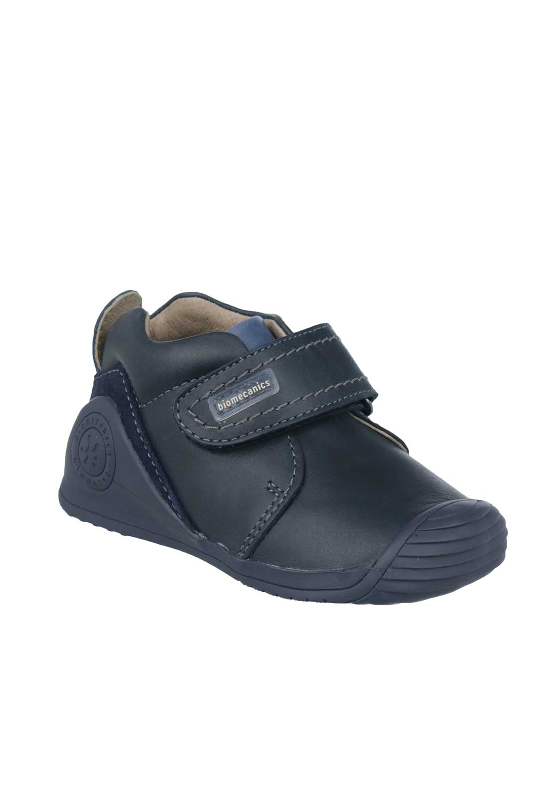 Biomecanics Baby Boys Biogateo Crawling Shoes, Navy