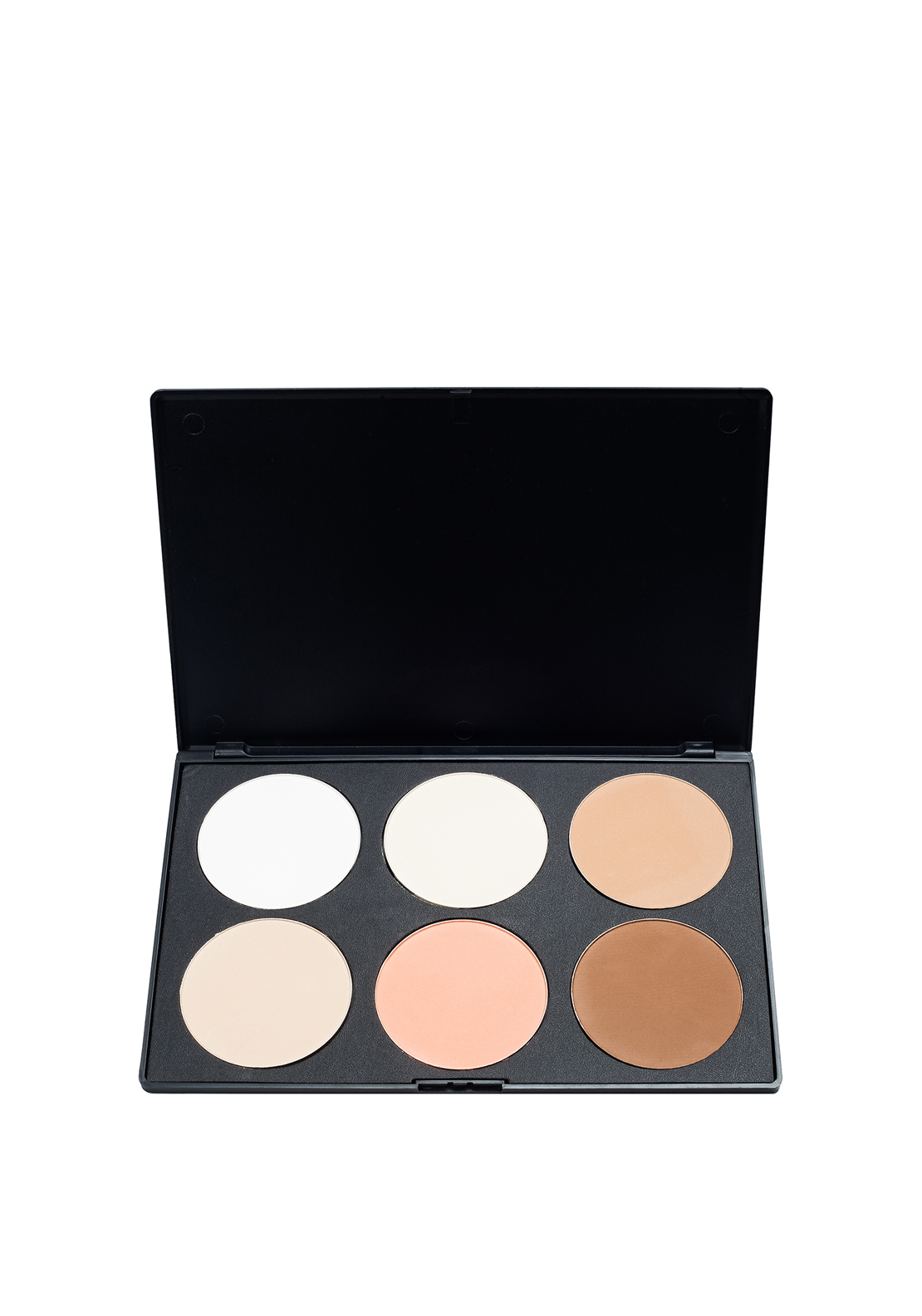 Blank Canvas Cosmetics Powder Contour/ Highlight Palette