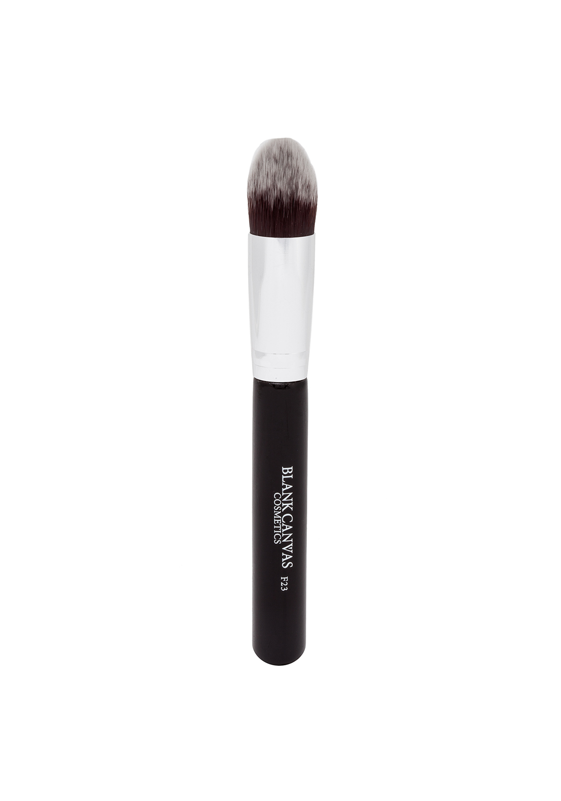 Blank Canvas Cosmetics F20 Black Multi Purpose Brush