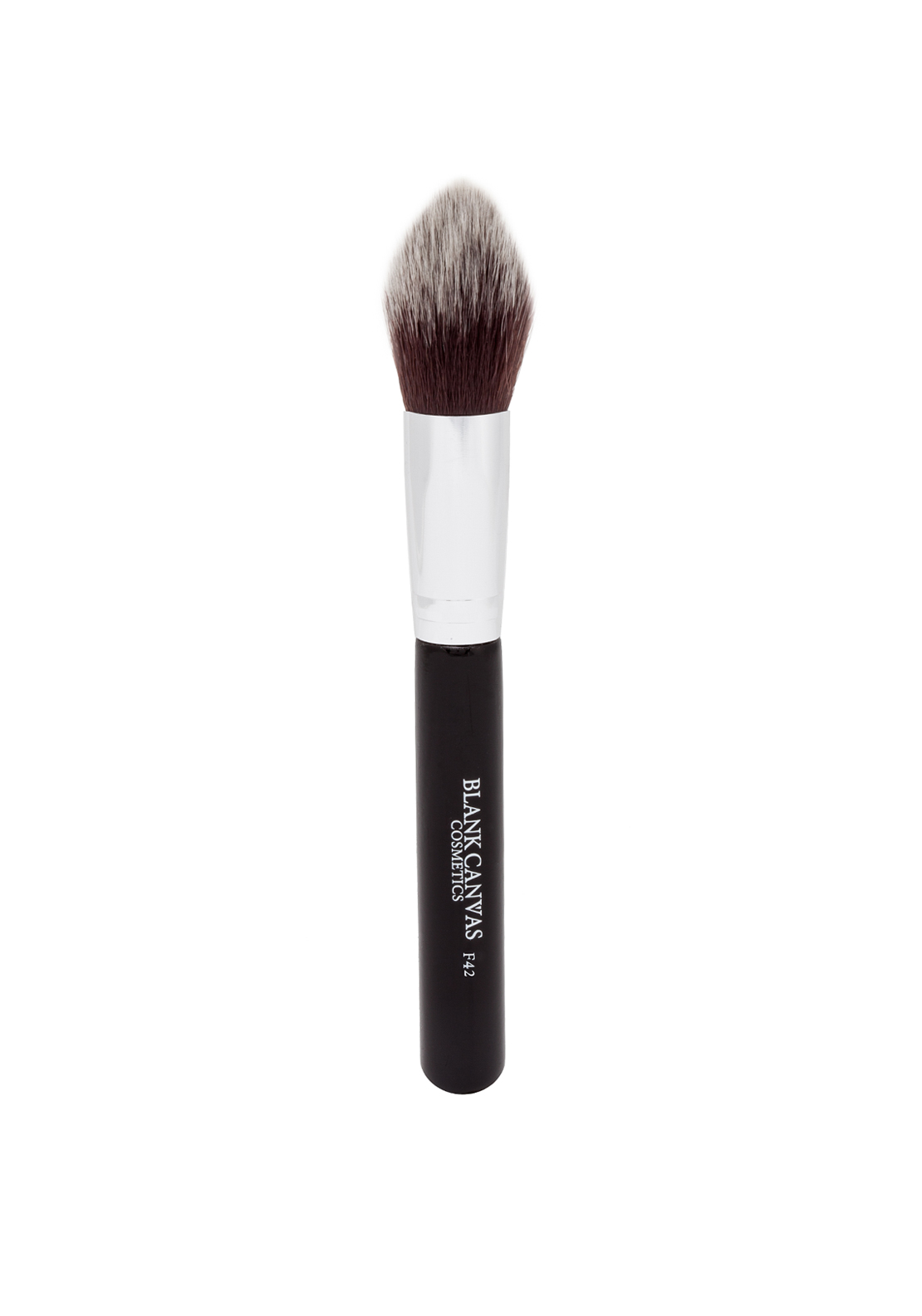 Blank Canvas Cosmetics F42 Multi Purpose Large Tapered Contour / Powder Brush