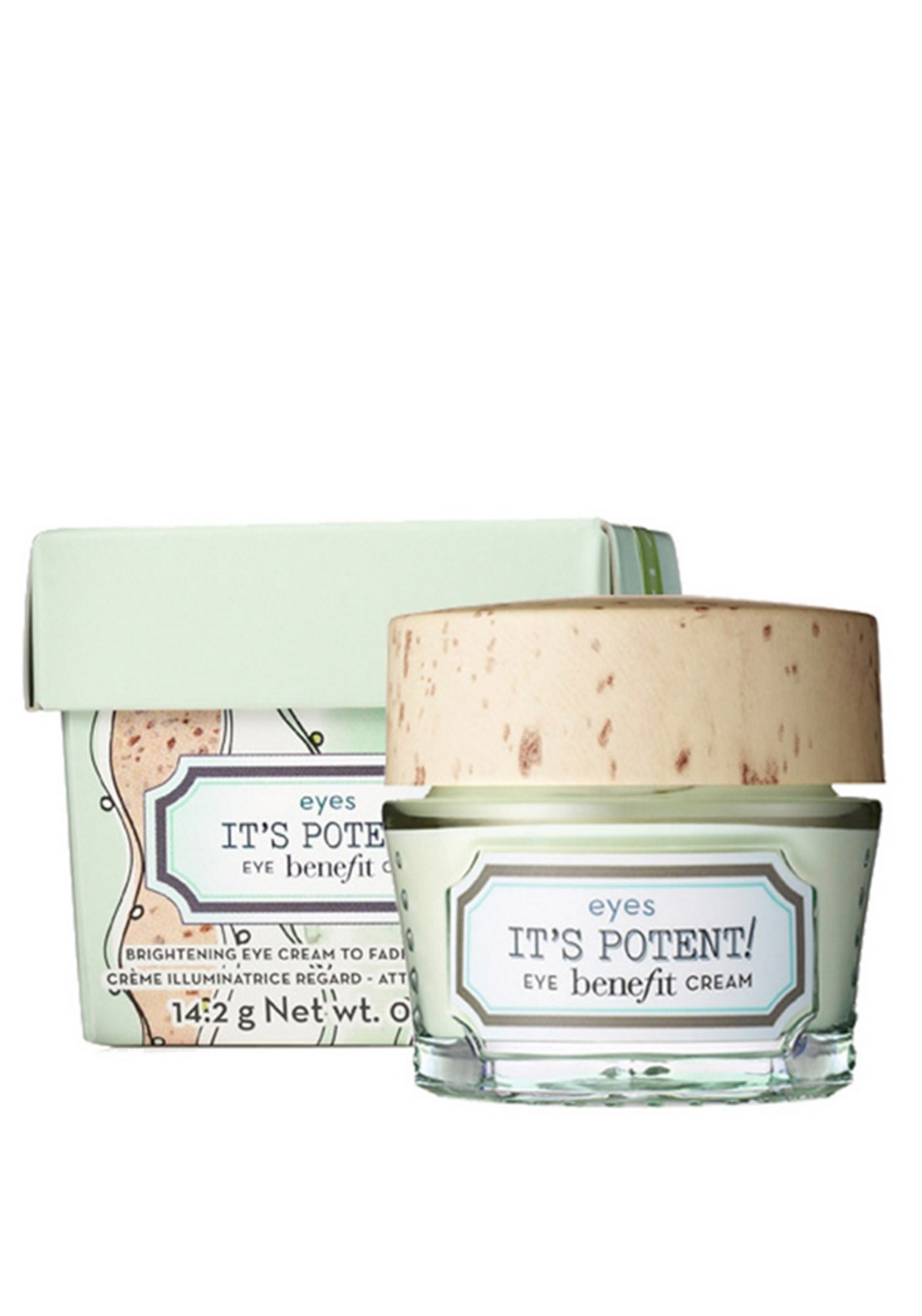 Benefit It's Potent! Brightening Eye Cream