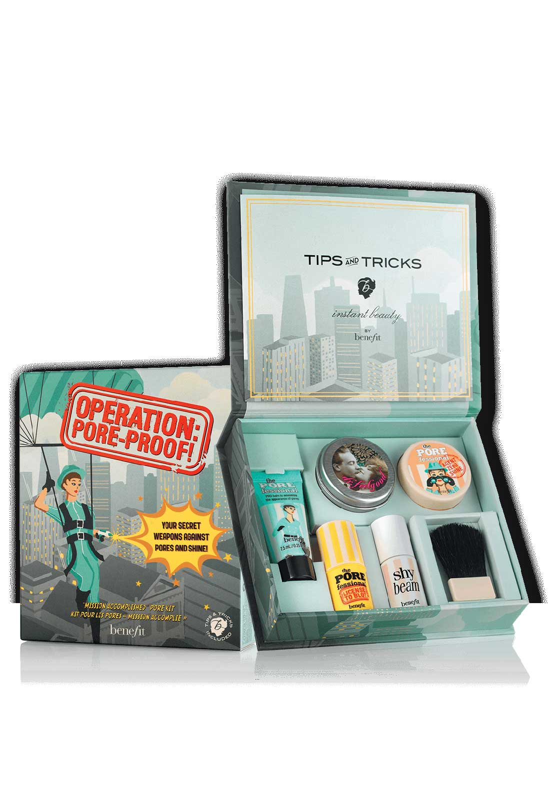 Benefit Operation Pore-Proof Complexion Kit