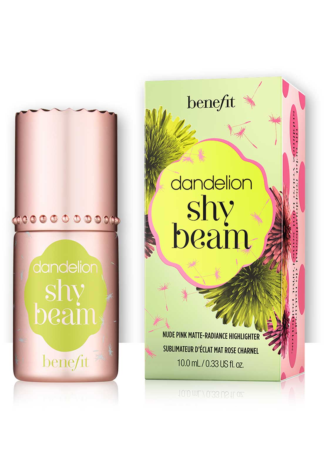 Benefit Dandelion Shy Beam Matte-Radiance Highlighter