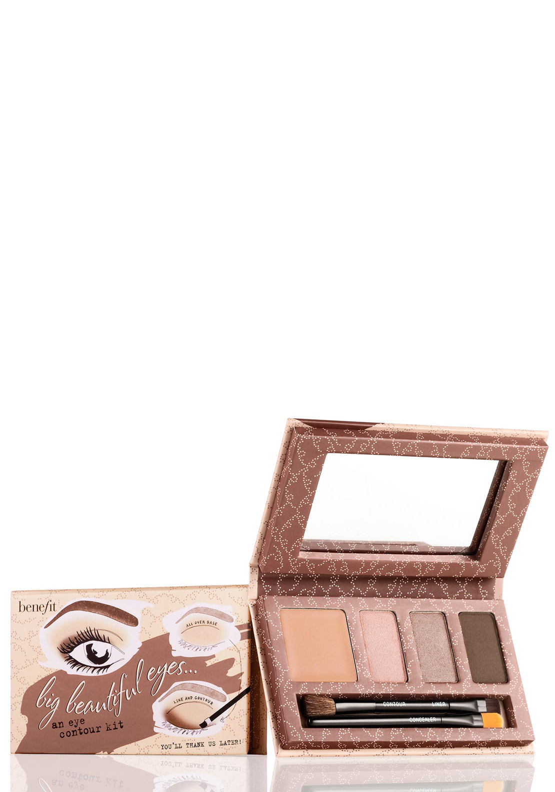Benefit Big Beautiful Eyes Eye Contour Kit