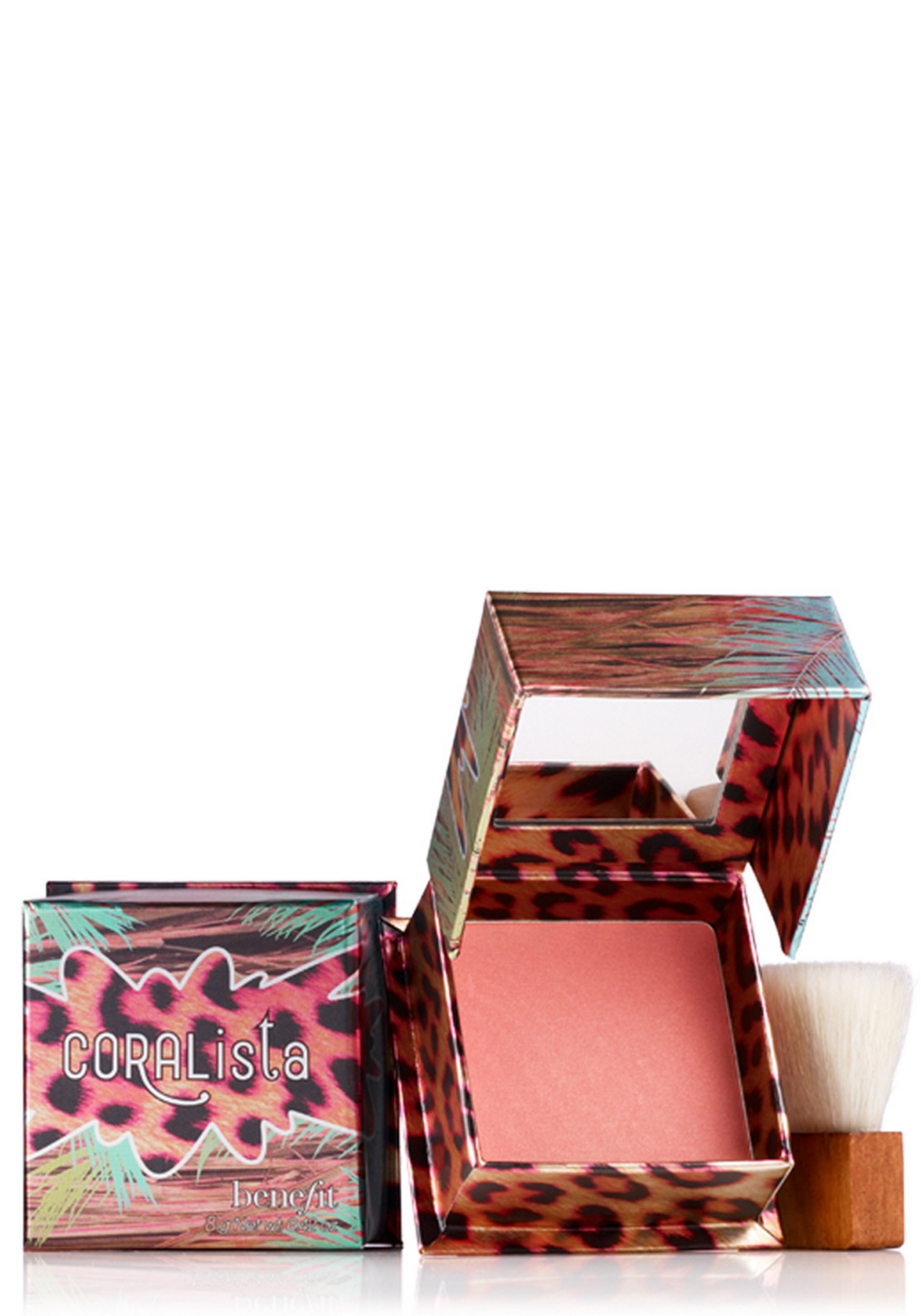 Benefit Coralista Coral Blush Face Powder