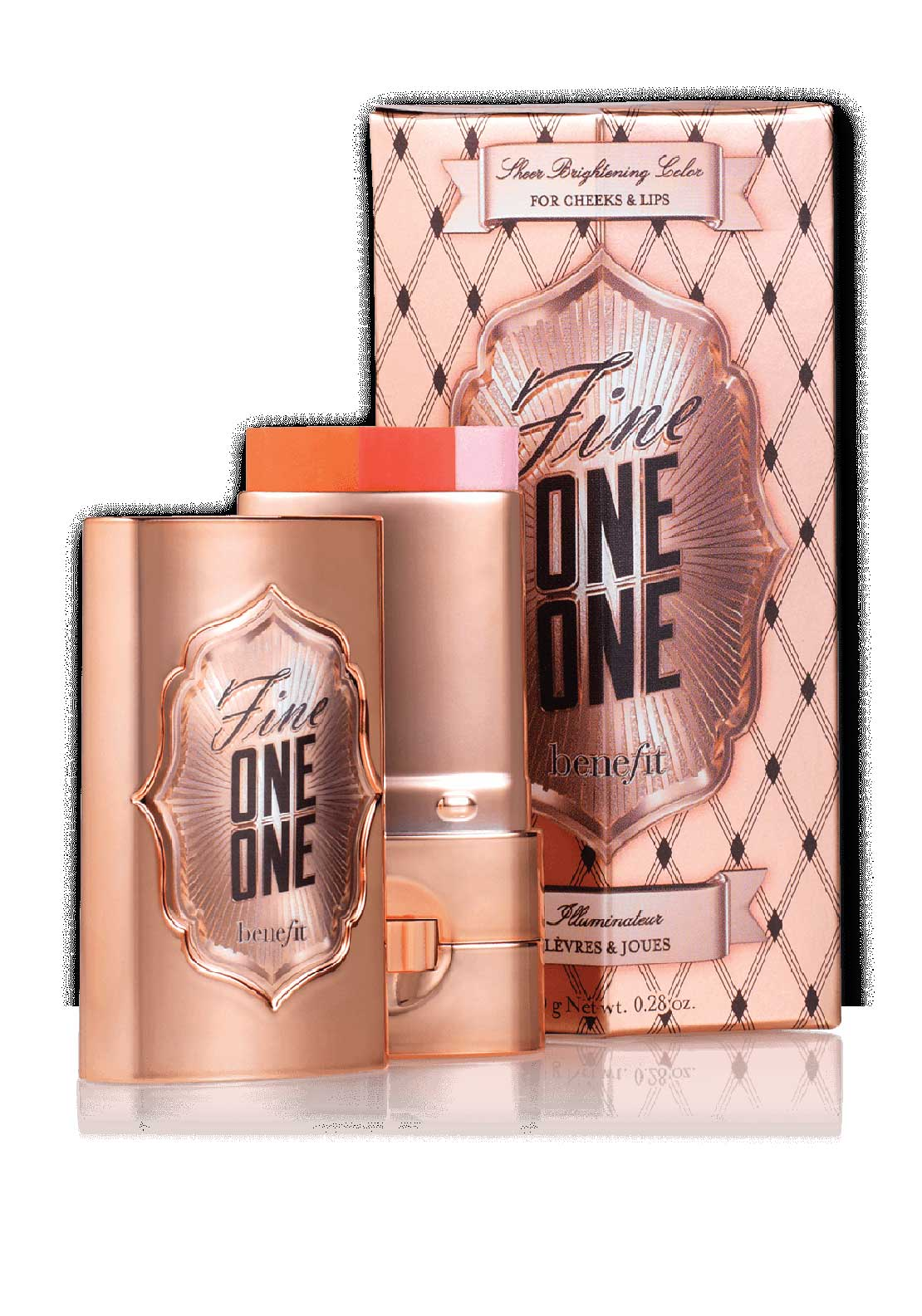 Benefit Fine One One Brightening Cheek and Lip Colour
