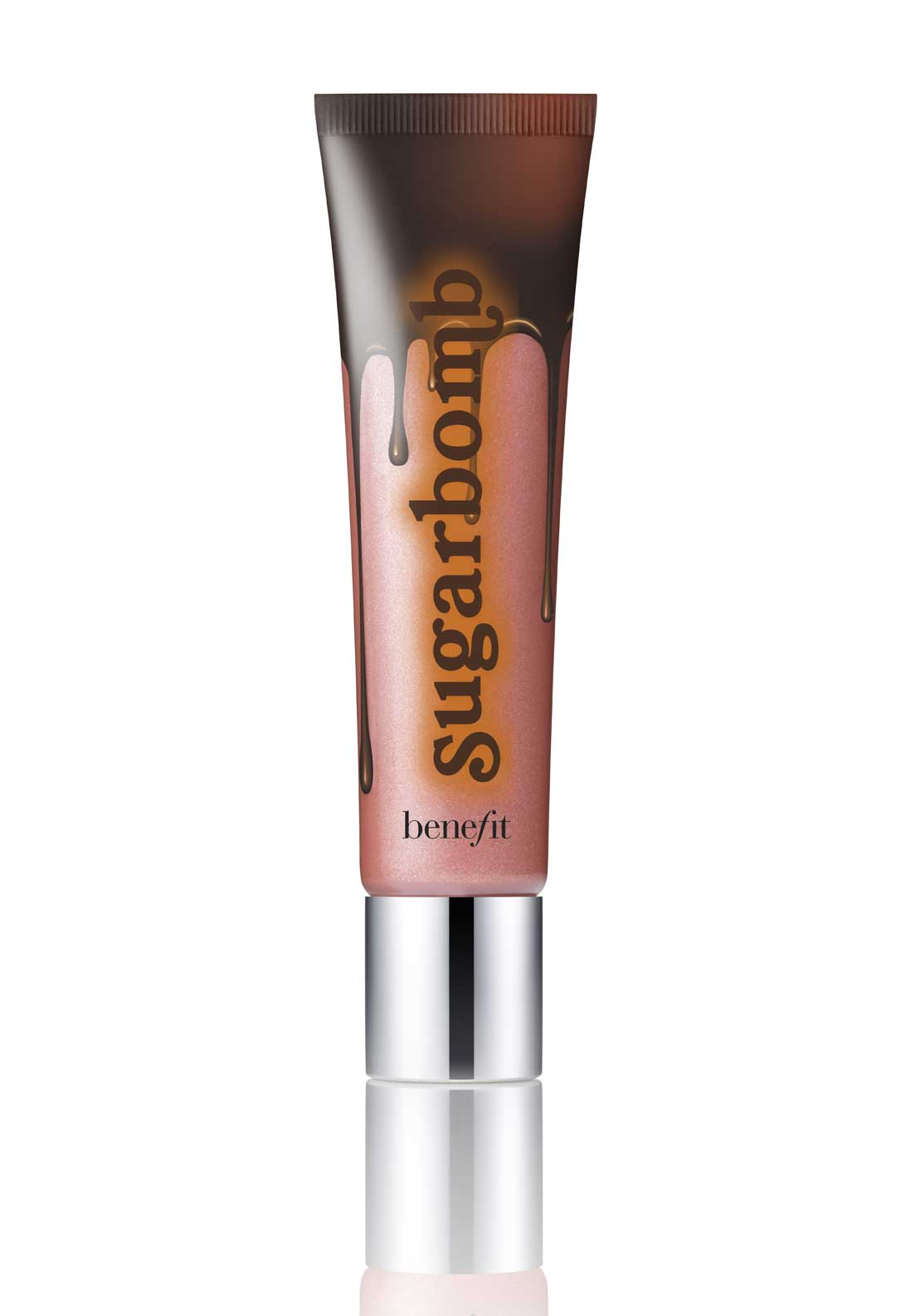 Benefit Sugarbomb Ultra Plush Lip Gloss, Pinky Nude