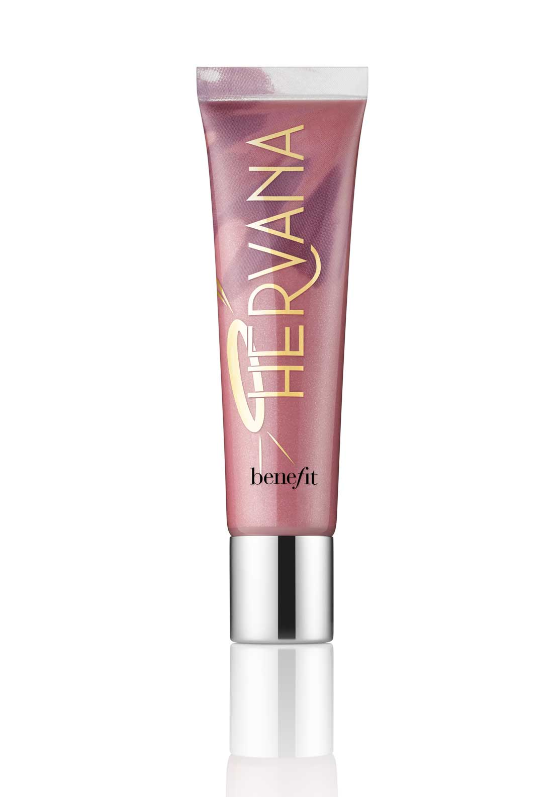 Benefit Hervana Ultra Plush Lip Gloss, Berry Pink
