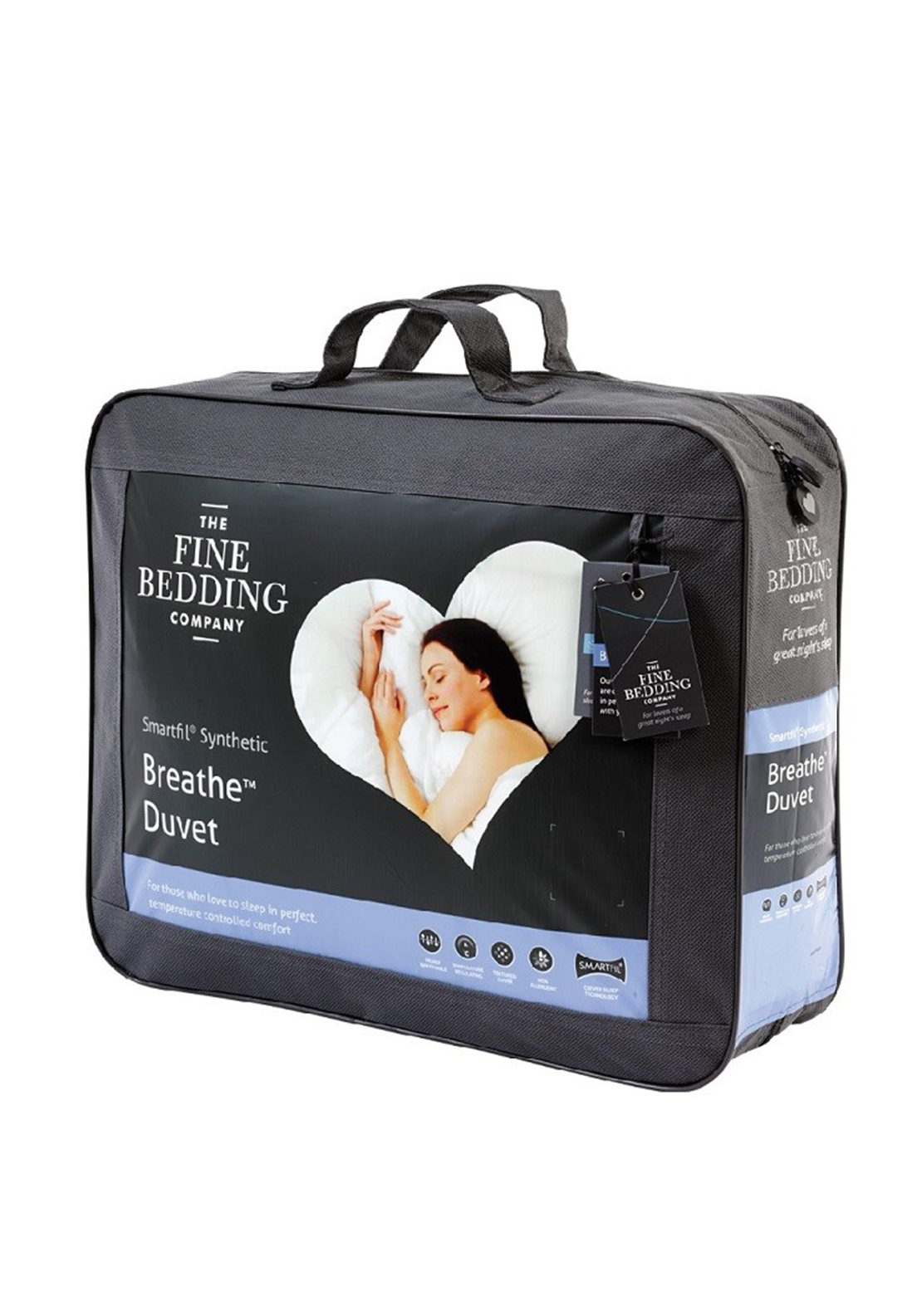 The Fine Bedding Company Breathe Duvet Tog 10.5