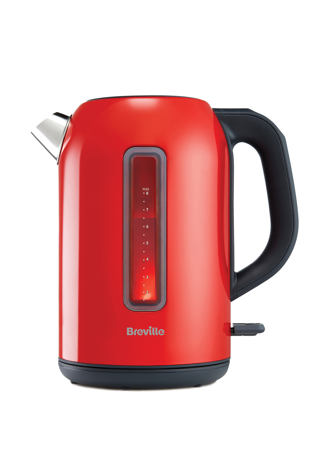 Breville 1.7L Jug Kettle Red